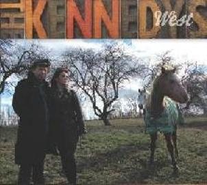 "The Kennedys 20th Anniversary CD: ""West"""
